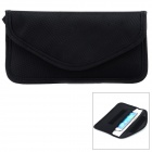 Pregnant Women's Anti-Radiation Nylon Cell Phone Pouch - Black