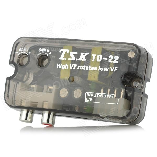 TD-22 High VF to Low VF Converter - Black