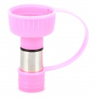 DC-102 Portable Pet's Dog Cat Drinking Nozzle - Pink