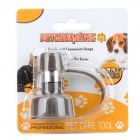 Portable Pet's Cat Dog Drinking Nozzle - Dark Brown
