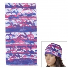 6032402 Outdoor Cycling Seamless Polyester Head Scarf for Women - Multicolored
