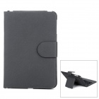 Bluetooth V3.0 Keyboard Case for Ipad MINI - Deep Grey