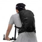 INBIKE IB819 Convenient Super Light Nylon Backpack for Cycling - Black