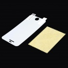 Protective PET Screen Protector Guard Film for Iphone 5 / 5S