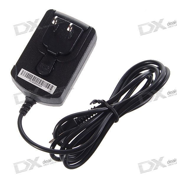 Universal AC Power Adapter/Charger for BlackBerry 8900/9500 (100~240V/US Plug)