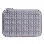 "Stylish Shockproof Water Resistant Neoprene Sleeve Bag for 7"" Table PC - Grey"