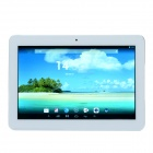 "Changhong H106 10.1 ""Android 4.1 Tablet PC Quad Core w / 1GB RAM, 16GB ROM, TF, Wi-Fi, Kamera-Silver"