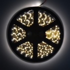 Warm Lámpara de Gaza decorativo Flexible Blanco (12V / 5 m) impermeable 36W 900lm 3500K 300-3528 SMD LED