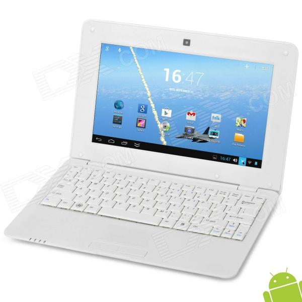 712 10 Android 4.2 Netbook w - RJ45 - Wi-Fi - Camera - HDMI - Wit