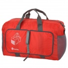 HASKY CY-2220 Foldable Nylon Travelling Bag - Red