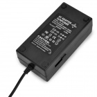 XIANG ZHI Y-70W 70W Power Charging Adapter w/ 8-in-1 Adapters for Laptops - Black (110~240V)
