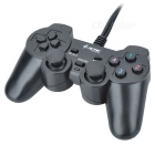 Dual- плеер Двухместный Shock USB Game Controller Clear Blue