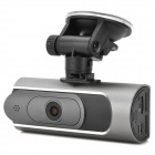 "AT600 1.5"" TFT 140 Degree Wide Angle HD 1080p CMOS 3.0MP Car DVR w/ Parking Monitoring Mode"