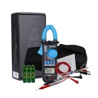 BSIDE ACM02 600A Autoranging Temperature Capacitance Frequency Measuring Digital Clamp Meter - Blue