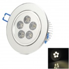 HESION HS02005 5W 550lm 3500K LED Warm White Ceiling Lamp / Spotlight (85~265V)