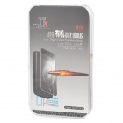 GLASTO Durable Organic Tempered Glass Screen Guard Film for Iphone 5 - Transparent