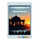 "Changhong H807 7.85 ""Quad Core Android 4.1 Tablet PC w / 1GB RAM, 8GB ROM, TF, Wi-Fi, Kamera - Silber"