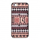 Tribal Pattern Protective Plastic Back Case for Iphone 5 - Multicolored