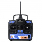 CT6A 2.4GHz 6-CH Radio Remote Control System for Airplane / Helicopter Model -