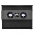 Evercool USB Powered Dual-Fan Cooling Gear Stand w/ Exhaust Fan - Black + Blue