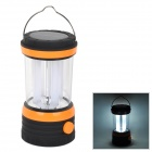 200lm Outdoor Multifunctional Tent Lamp - Black + Orange