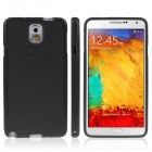 ENKAY Protective Silicon Back Case for Samsung Galaxy Note 3 / N9000 - Black