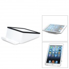 Universal PP Stand Holder for Tablet PC Ipad - Black + White