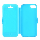 Protective Silicone Case for Iphone 5 - Blue