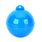 01 Mini Portable 5W Rechargeable Stereo Speaker w/ Control for Cellphones / Laptops + More - Blue
