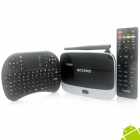 Jesurun DX05 Quad-Core Android 4.2.2 Google TV Player w/ 2GB RAM, 8GB ROM + Germany Keyboard