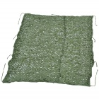 Outdoor Sports War Game Camouflage Net Car Sun Shade Cover - Green