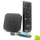 MINIX NEO X7 mini Quad-Core Android 4.2.2 Google TV Player w/ 2GB RAM, 8GB + Mele F10 Pro Air Mouse