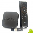 MINIX NEO X7 mini Quad-Core Android 4.2.2 Google TV Player w/ 2GB RAM, 8GB ROM + mele F10 Air Mouse