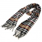 Stylish Men's Warm Wool Spinning Scarve - Multicolored