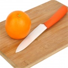 "Bestlead 6"" Zirconia Ceramics Knife w/ Anti-slip Handle - Orange"