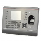 "Realand AC061 2.8"" TFT Color Screen Fingerprint Attendance Machine - Silver"