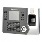 "Realand AC071 2.4"" TFT Color Screen Fingerprint Attendance Machine - Black + Silver"