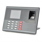"Realand AC121 2.8"" TFT Screen Fingerprint Attendance Machine - Grey"