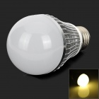 JR E27 5W 290lm 3300K LED Warm White Light Bulb Lamp (100~240V)
