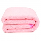 LX-9005 Kid's Magic Household Clothes / Bath Towel - Pink