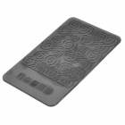 Silicone Car Anti-Slip / Goods Placement Pad - Translucent Grey