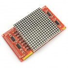 Jtron LED 16 x 16 Dot Matrix Integration Module - Red (DC 5V, 5A)