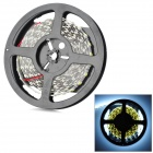 Dimmable Double-Row 144W 3800lm 600 x SMD 5050 LED White Car Decoration Light Strip -(5-Meter / 12V)