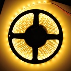 B-1 144W 4200lm 600 SMD 5050 LED impermeável Warm White Stripe Light - Branco + Amarelo (12V / 5M)