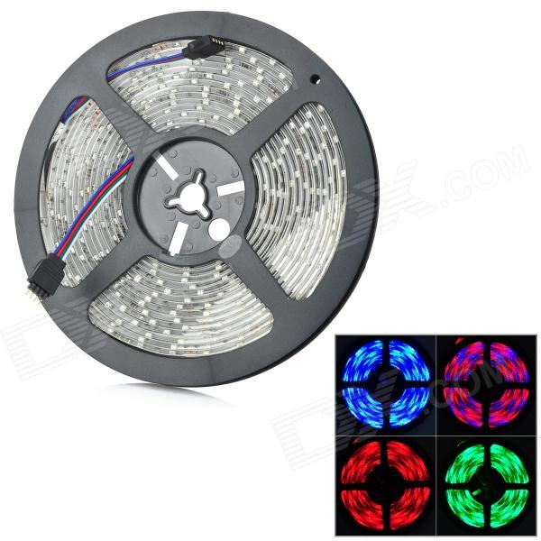 JRLEDJR-3528 SMD-RGB-600 72W 3600lm 600-SMD 3528LED RGB Decoration Lights w/ Controller (DC 12V)