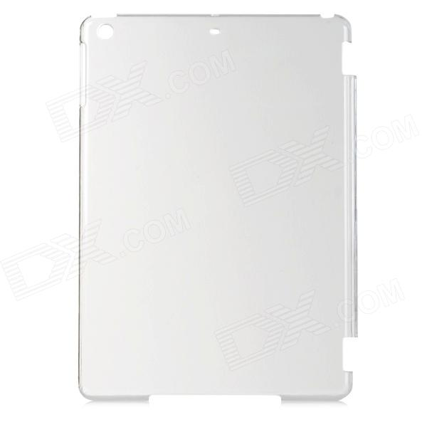 S-What Plastic Back Case for Ipad AIR - Translucent White