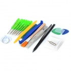 Universal Repairing Tool Kit Set for Iphone / Ipad / Samsung / HTC / Blackberry + More - Multicolore
