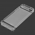 S-What Creative Detachable PC Back Case for Iphone 5 / 5s - Transparent