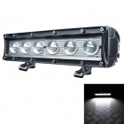 LML-B1030 30W 2400-2550LM 6-LED 8 Degrees Spot Beam Car LED Light - Black (DC 10~30V)
