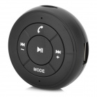 Car Bluetooth Audio Receiver w/ TF / MP3 / FM / USB / AUX - Black